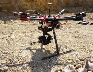 Aerial Photography and Filming Drone