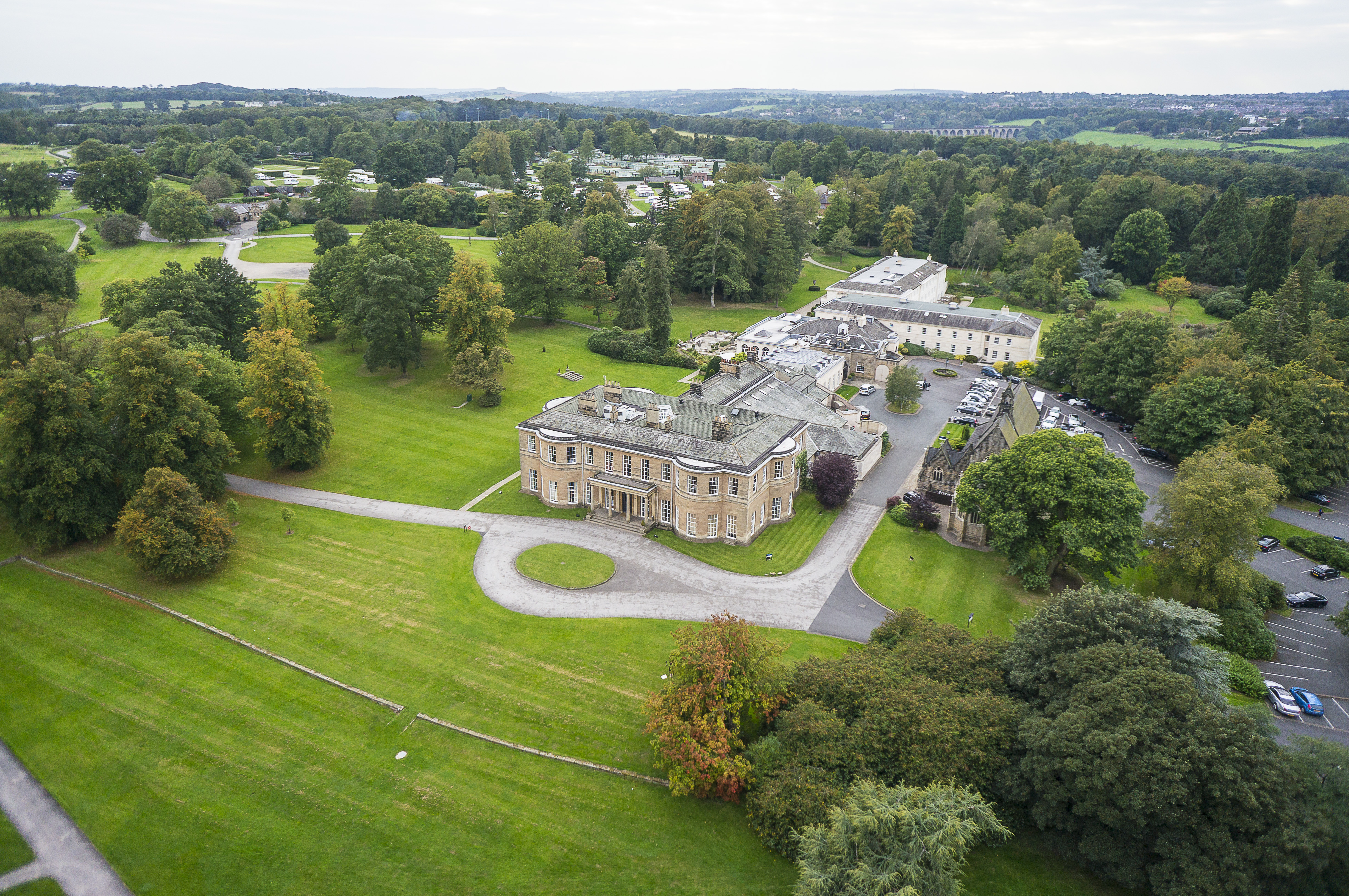 drone filming and photography harrogate
